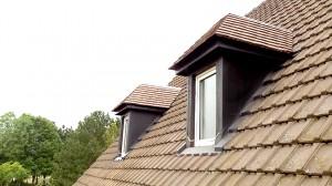 zingurie et couverture lucarne de toit (après)